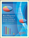 QATC Survey Report:  Best Practices in Contact Center Hiring, Training, & Quality Assurance