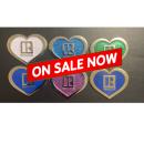 Realtor Heart Pin