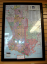 Laminated MLS Map