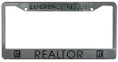 License Plate Frame - Metal