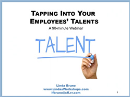 Supervisor series: Tapping Into Employee Talents