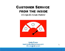 Customer Service from the Inside Out