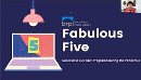 Fabulous Five: Successful Outreach Programs During the Pandemic
