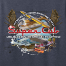 Super Cub Moose T-Shirt