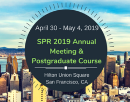 2019 SPR Annual Meeting and Postgraduate Course