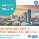 SPR 2020 Annual Meeting & Postgraduate Course