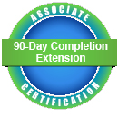 90-Day Completion Extension