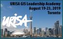 URISA GIS Leadership Academy Toronto, Ontario