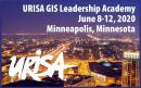 2020 URISA GIS Leadership Academy MN