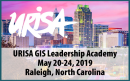 URISA GIS Leadership Academy Raleigh, North Carolina