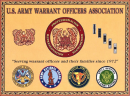 Warrant Officer Coverlet